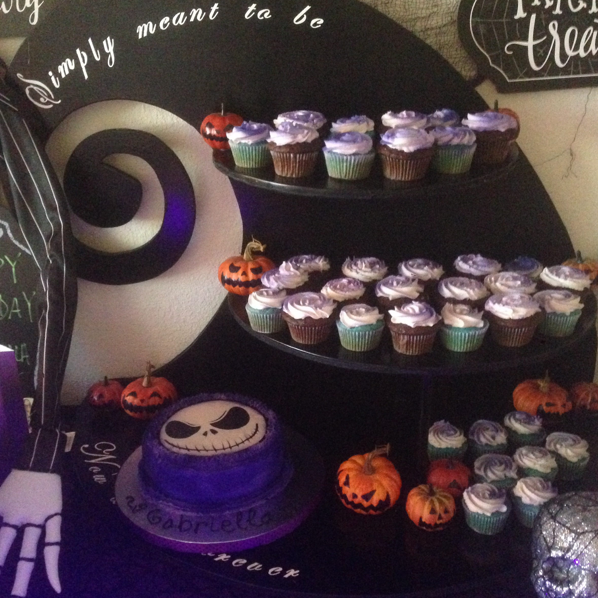Halloween Cake Pops Hidden Gem Cakes